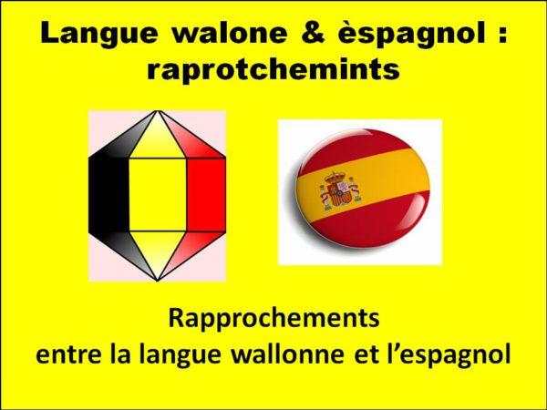 Walon Espagnol Beljike